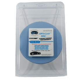 Opti-Clay Disk Fine Blue150mm